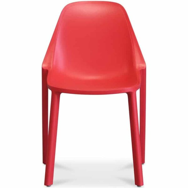 chaise-restaurant-rouge-empilable-design-pio-scab