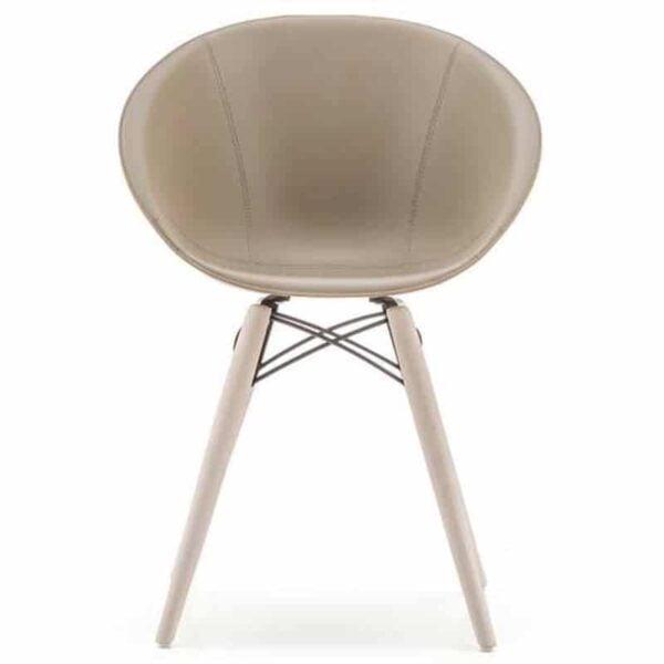 Fauteuil-cuir-design-GLISS-904-PEDRALI