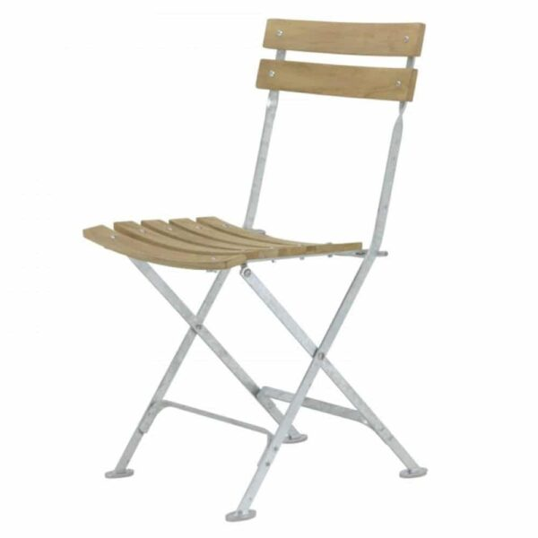 chaise-pliante-terrasse-hotellerie-bois-teck-acier-lucca-jankurtz