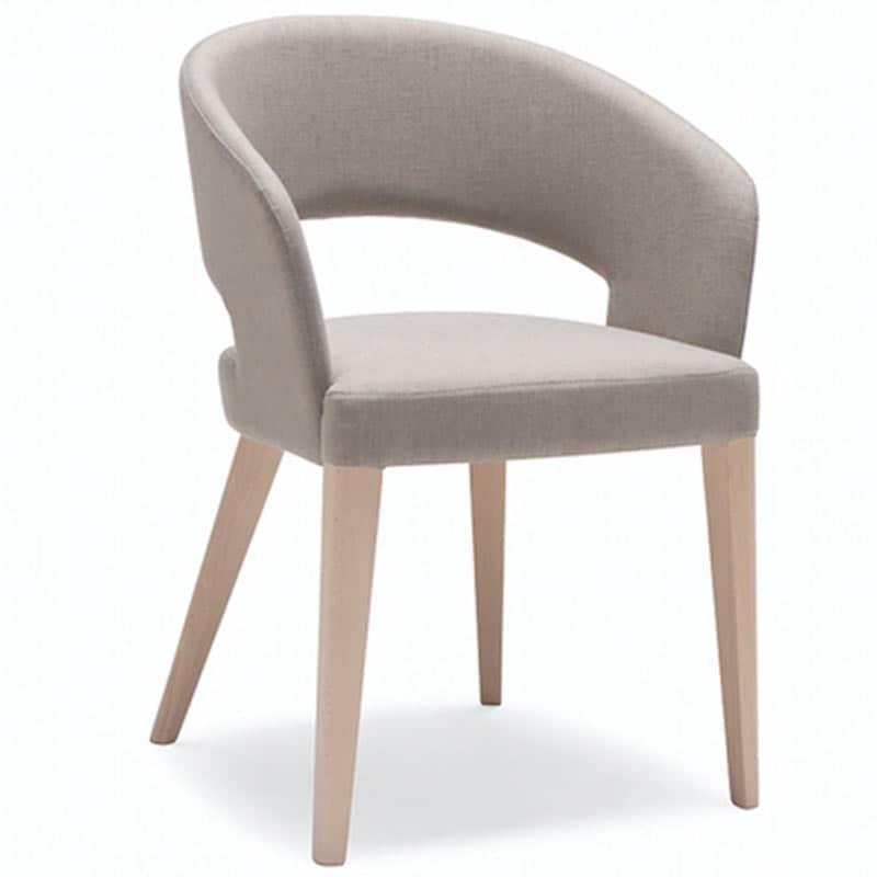 mobilier maison de retraite fauteuil confortable design RAY