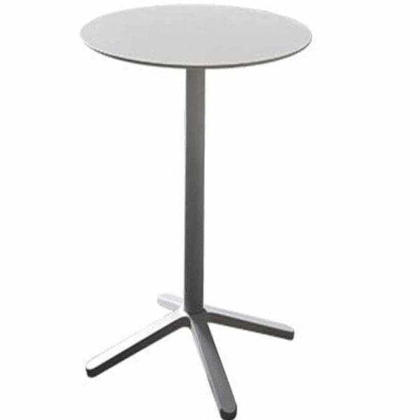 table-haute-mange-debout-ronde-blanche-lei-gaber