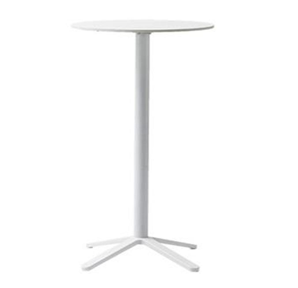 table-mange-debout-blanche-plateau-blanc-rond-lei-gaber