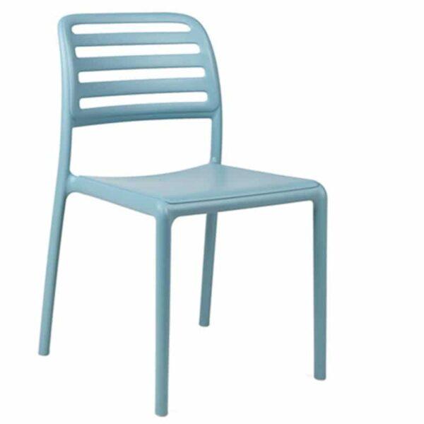 chaise-empilable-terrasse-bar-restaurant-bleue-moderne-costa-bistrot-nardi