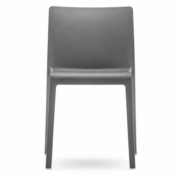 chaise-restaurant-moderne-gris-anthracite-volt-670-pedrali