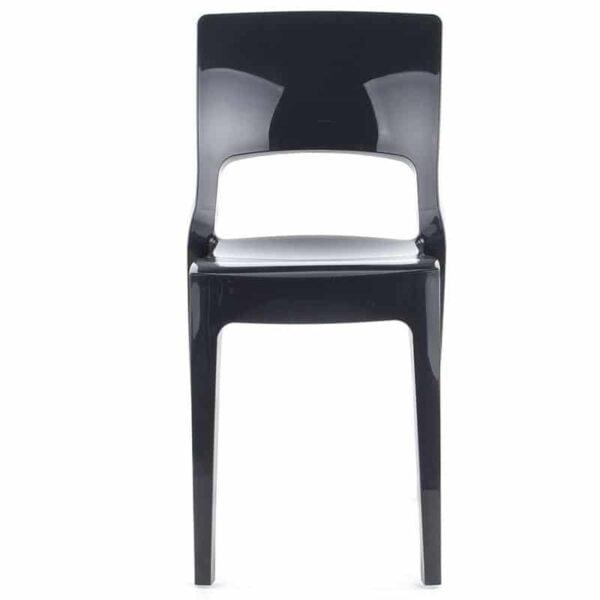 chaise-terrasse-restaurant-noire-design-empilable-mobilier-pro-isy-scab