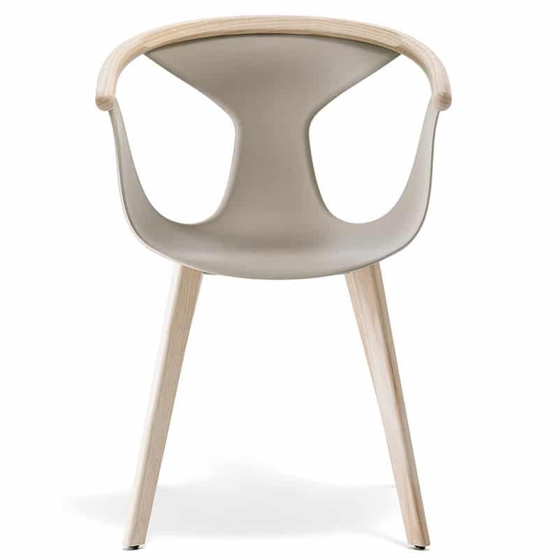 Fauteuil-design-professionnel-bois-fox-pedrali