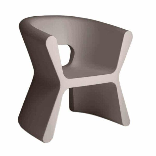 fauteuil-salle-d-attente-moderne-design-sable-plastique-pal-vondom