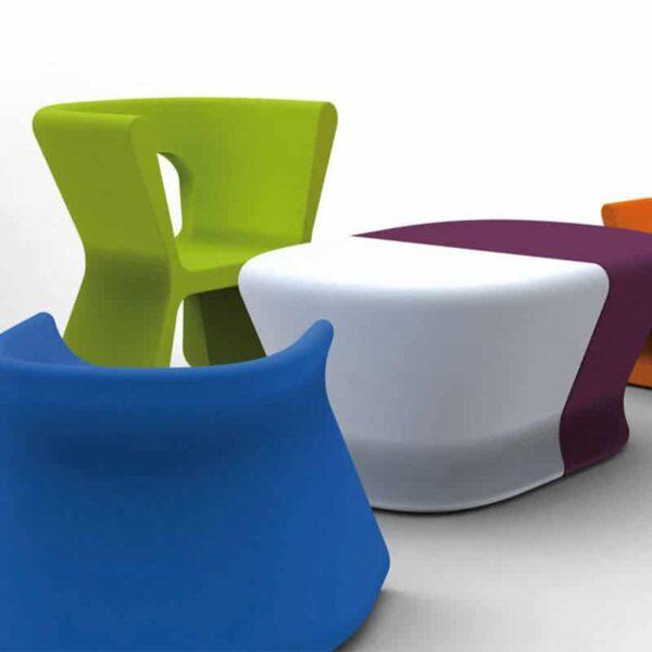 mobilier-accueil-salle-d-attente-fauteuil-vert-plastique-pal-vondom
