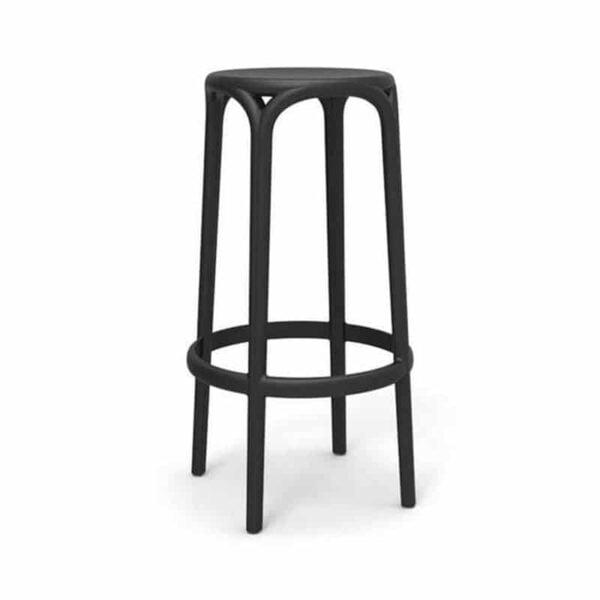 mobilier-bar-tabouret-noir-pas-cher-brooklyn-vondom