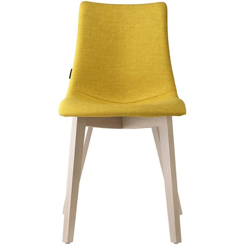 mobilier-chr-chaise-tissu-jaune-bois-naturel-moderne-zebra-pop-scab