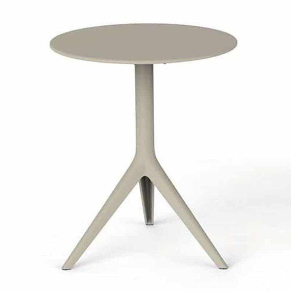 mobilier-chr-terrasse-table-ronde-3-pieds-sable-mari-sol-vondom