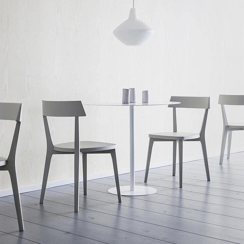 revendeur mobilier restaurant hotel chaises bois ariston