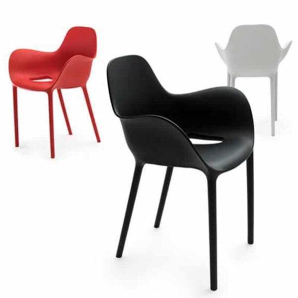 mobilier-terrasse-restaurant-bar-chaise-accoudoirs-sabinas-vondom
