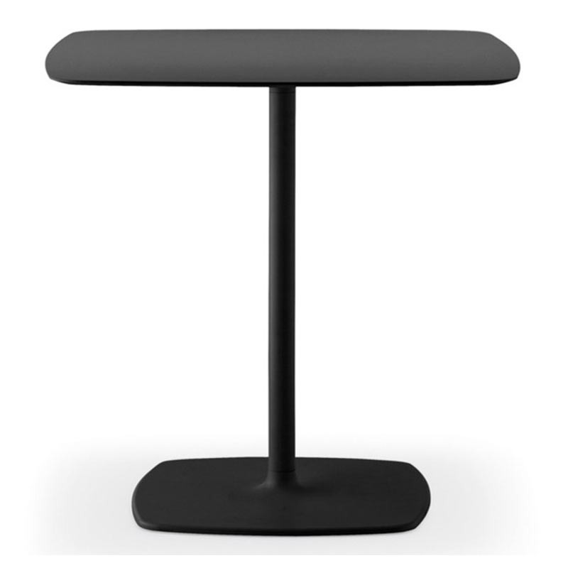 Table-design-noire-restaurant-stylus-pedrali