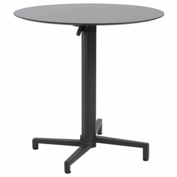 Table-ronde-pliante-noire-restaurant-domino-51