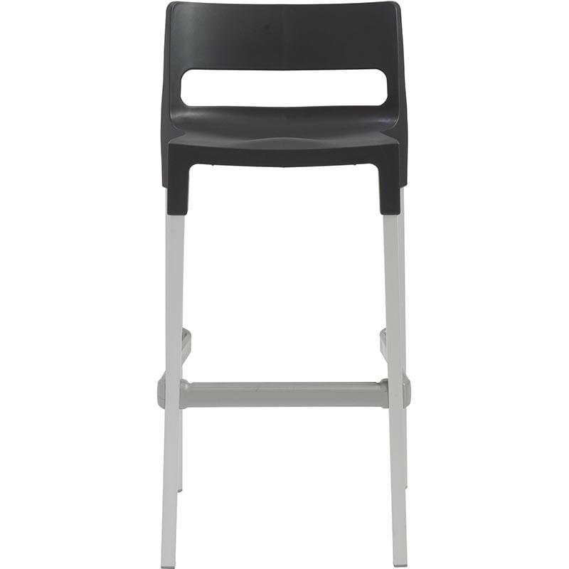 divo tabouret de bar plastique empilable mobilier. Black Bedroom Furniture Sets. Home Design Ideas