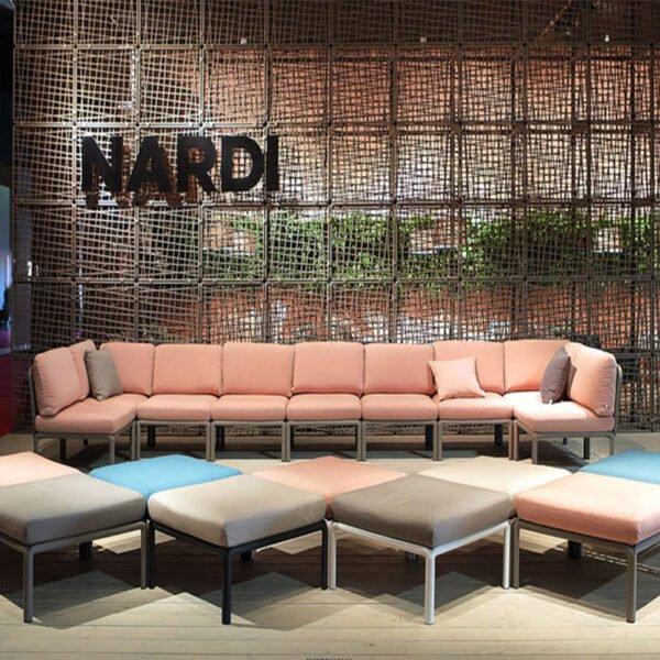 komodo-nardi-sofa hotellerie restauration terrasse