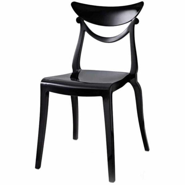 chaise-restaurant-baroque-noire-laquee-marlene-alma-design