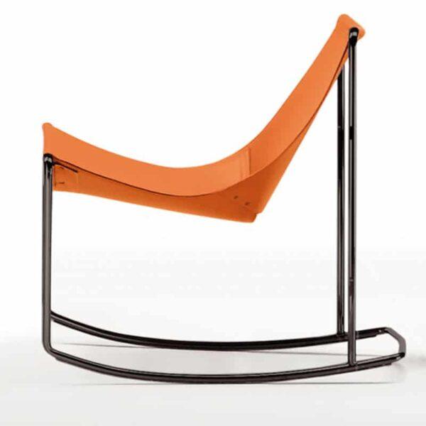 rocking-chair-design-cuir-orange-luxe-apelle-midj