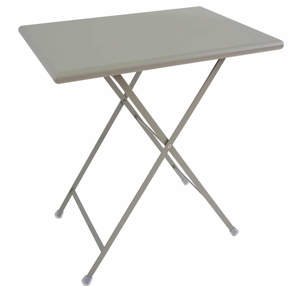 table-pliante-terrasse-restaurant-metal-vert-gris-arc-en-ciel-emu