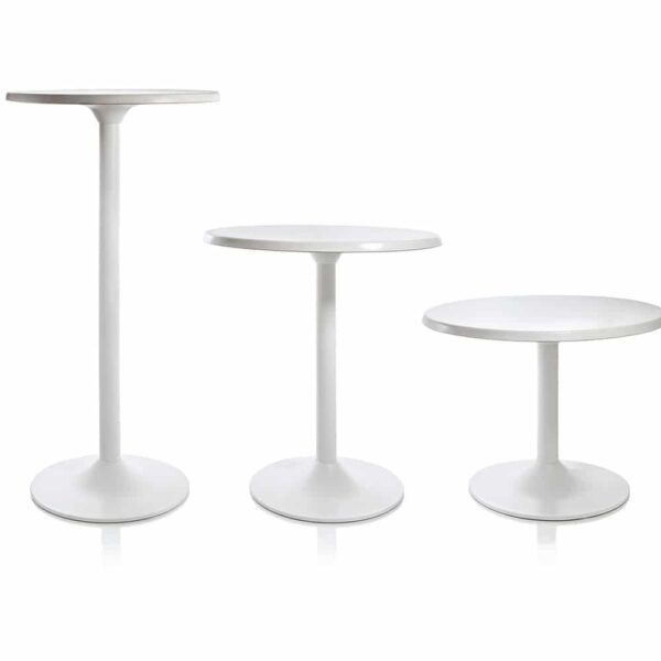 tables-restaurant-bar-rondes-blanches-mojito-alma-design