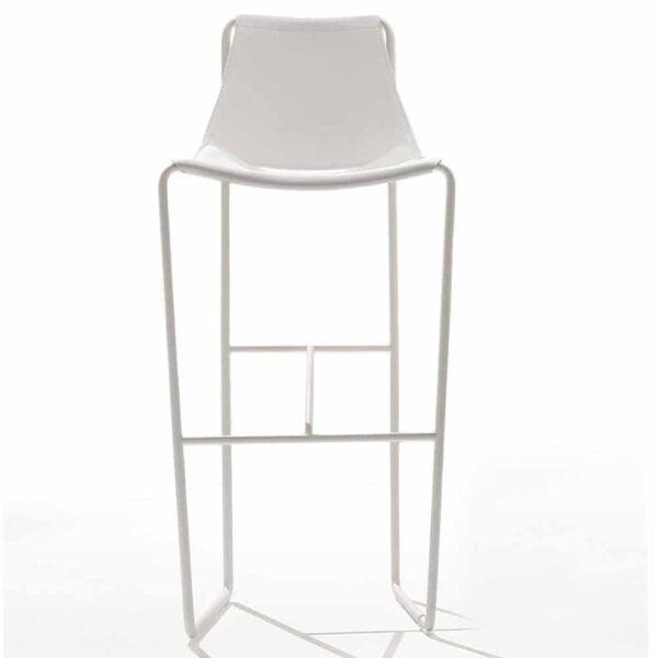 chaise-bar-cuir-design-blanc-haut-de-gamme-midj-apelle