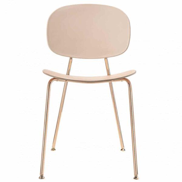 chaise-restaurant-structure-cuivre-haut-de-gamme-hotellerie-restauration-tondina-pop-infiniti