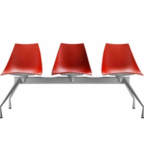 mobilier-accueil-poutre-chaises-design-rouges-hoop-parri