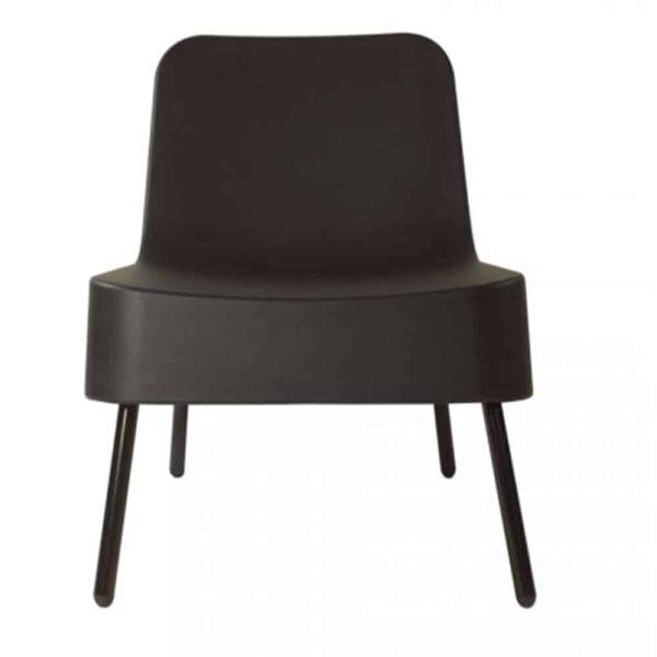 fauteuil-design-salle-d-attente-plastique-noir-bob-resol