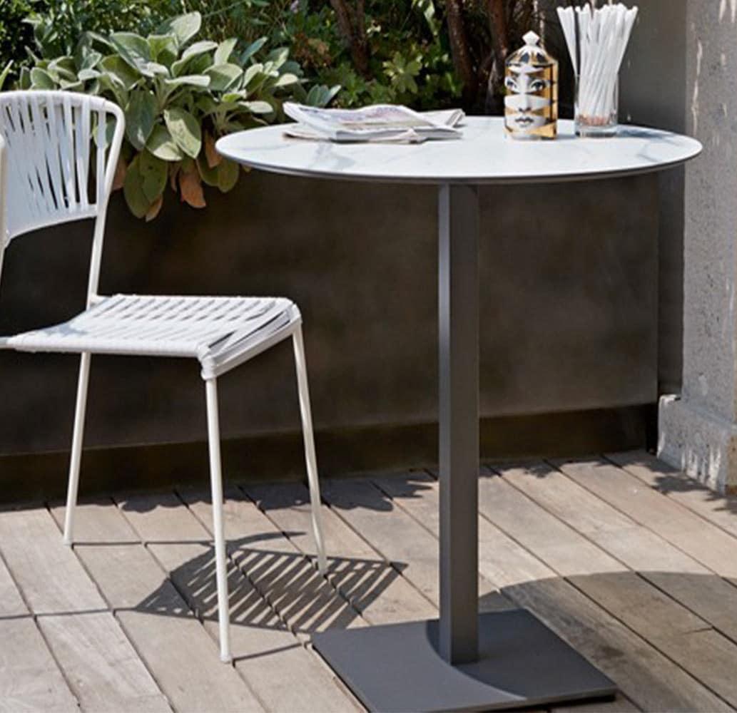 mobilier-design-hotellerie-restauration-table-ronde-bistro-marbre-marmo-scab