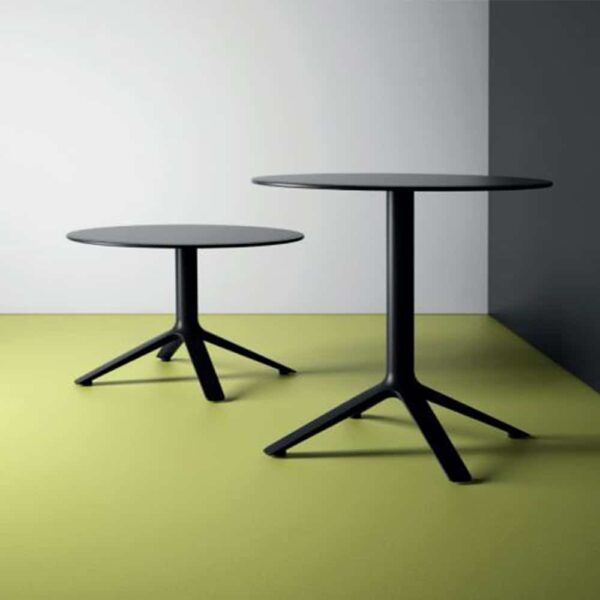 tables-restaurant-noires-rondes-design-eex-tooudesign