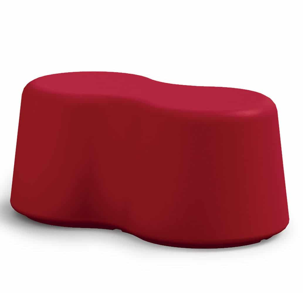 banc-accueil-plastique-design-rouge-peanuts