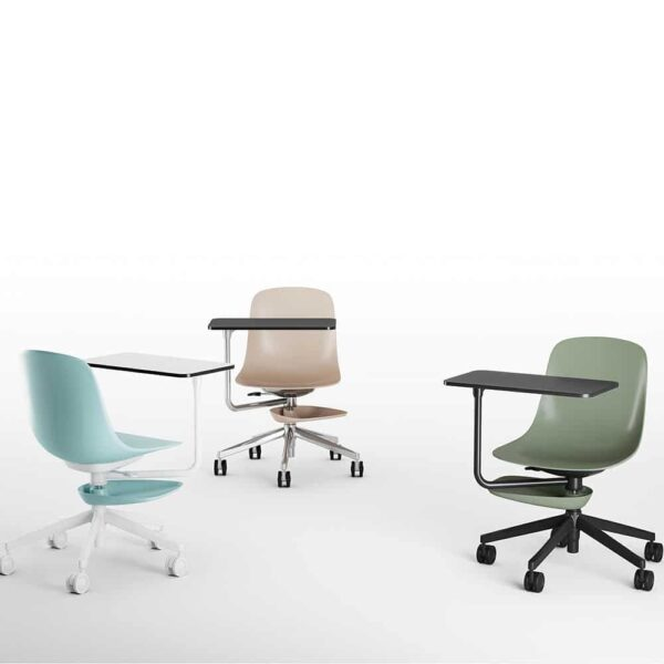mobilier-reunion-chaises-avec-tablette-et-roulettes-edu