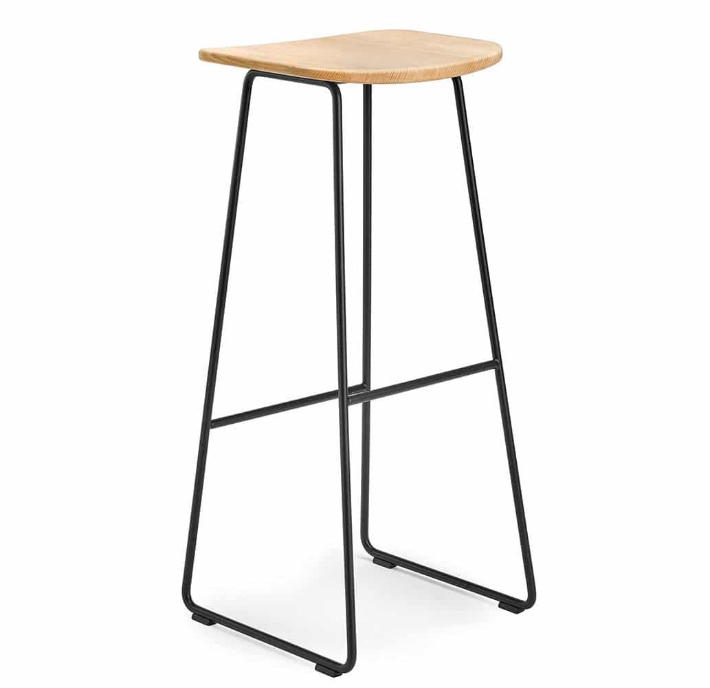 tabouret-bar-industriel-assise-bois-structure-metal-klejn-infiniti