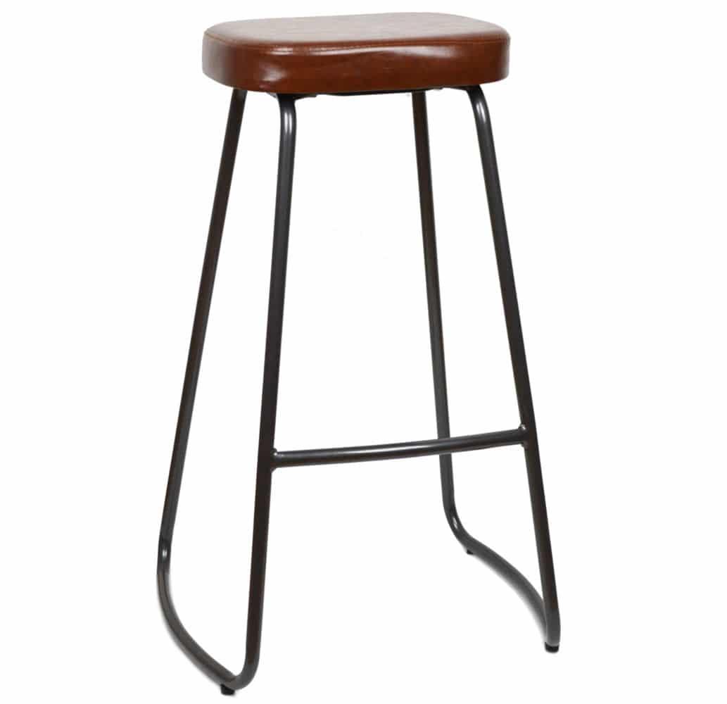 tabouret-bar-vintage-cuir-metal-mobilier-pro-aldo-bar