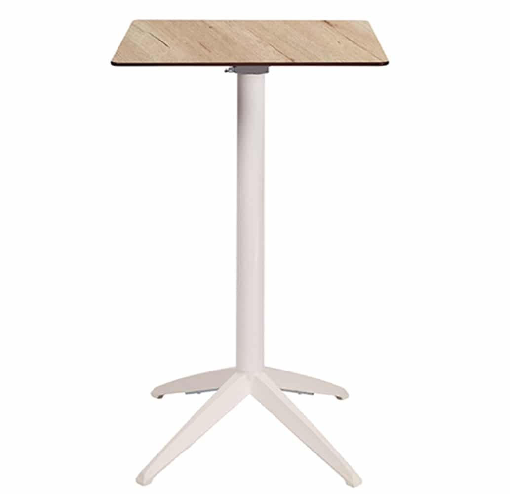 table-haute-design-pliable-plateau-bois-quadro