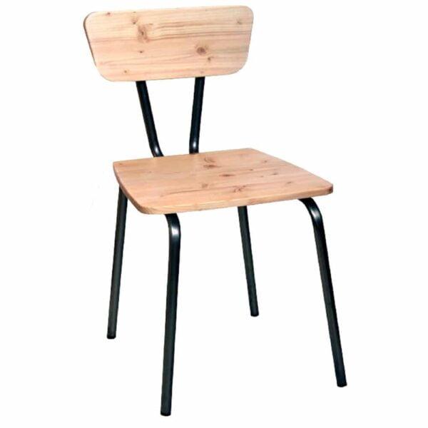 chaise-bois-industrielle-pour-restaurant-basto