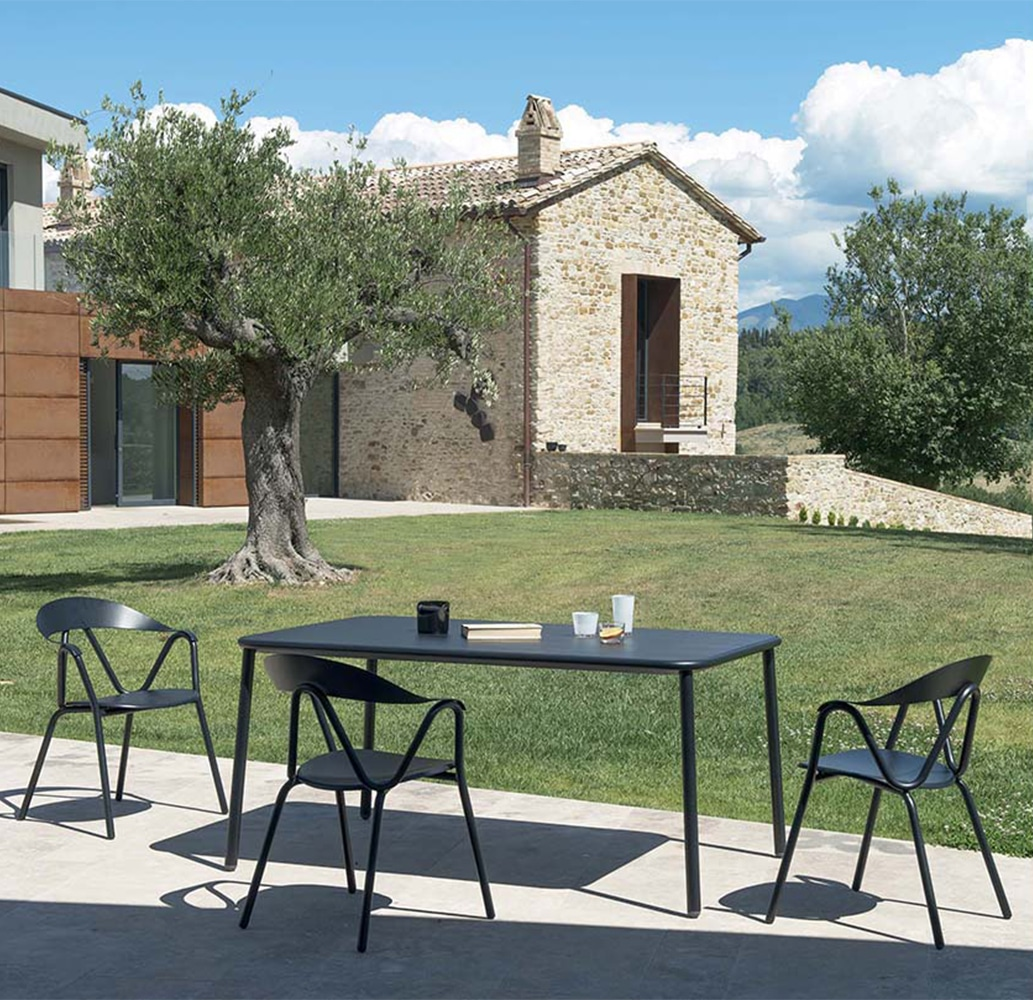 mobilier-terrasse-restaurant-metal-design-reef-emu