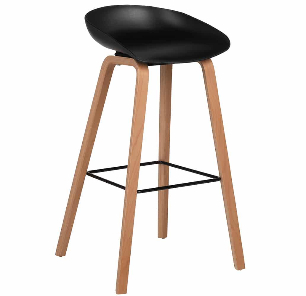 chaise-de-bar-scandinave-assise-noire-inah