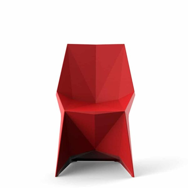 chaise-enfant-empilable-design-rouge-voxel-vondom