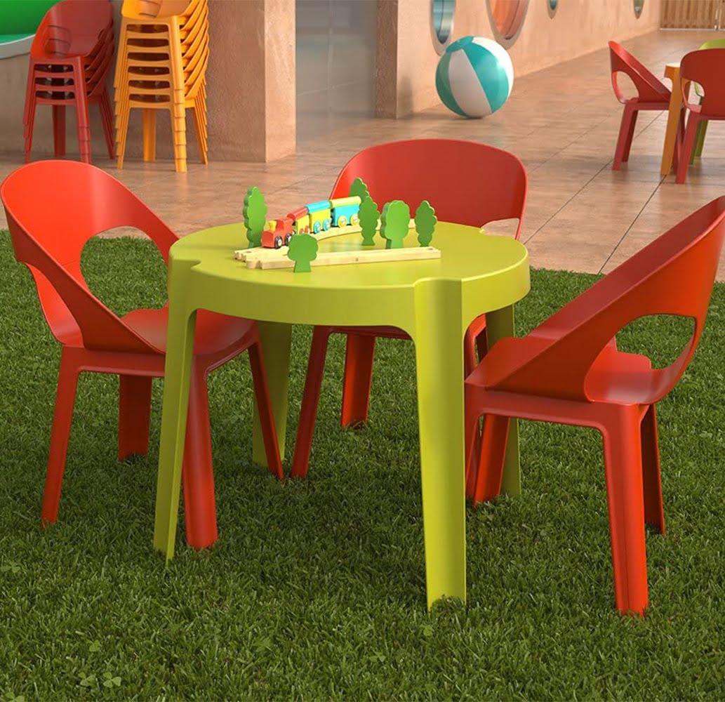 mobilier-design-enfant-plastique-colore-rita