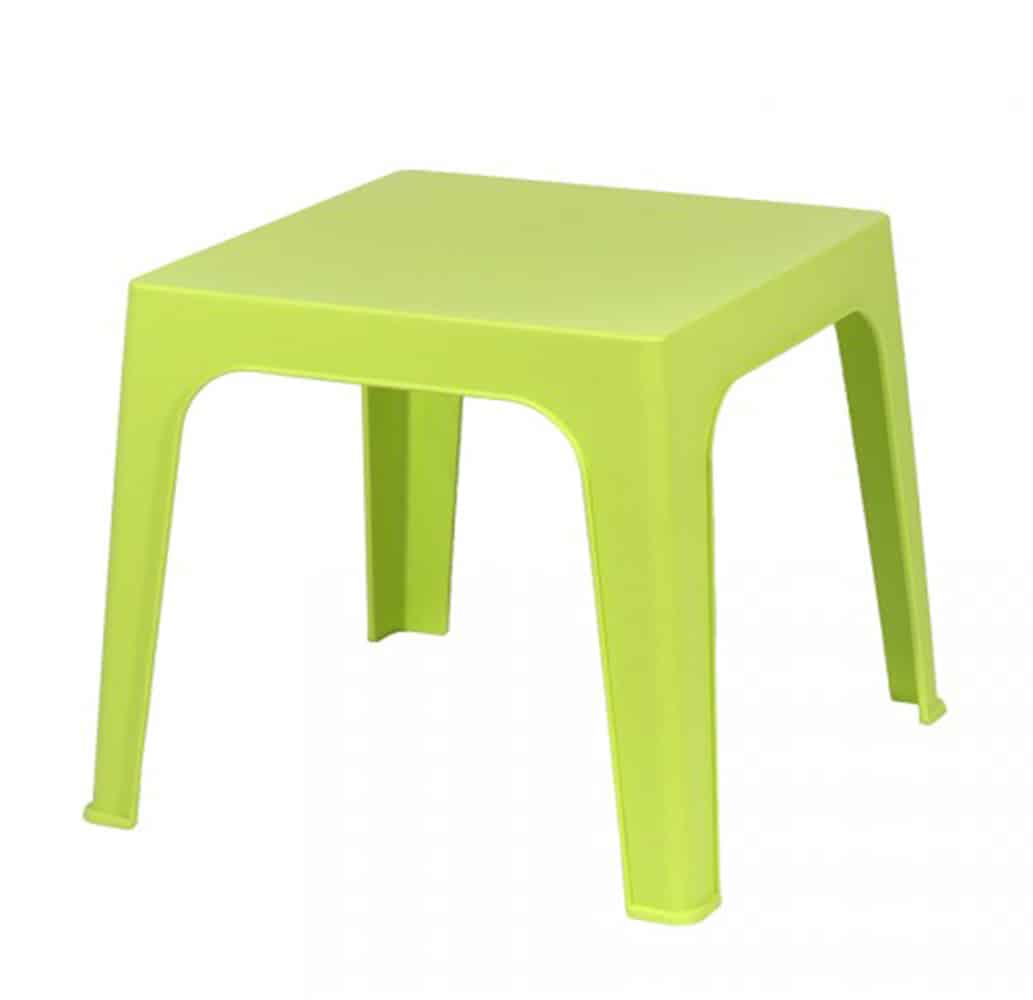 table-enfant-plastique-collectivite-julieta-vert-lime