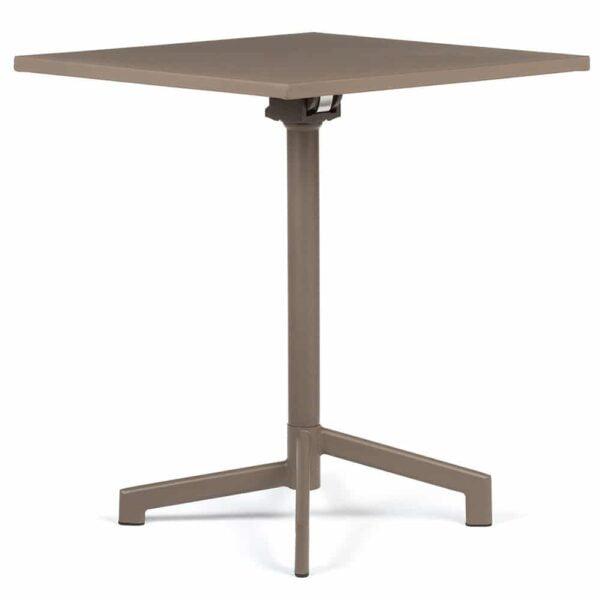 table-pliante-terrasse-restaurant-taupe-delys