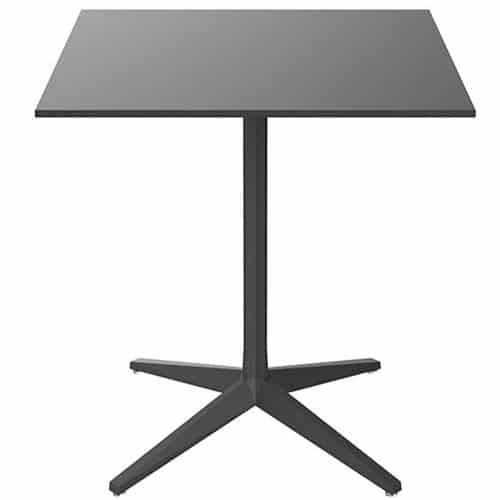 table-restaurant-design-noire-4-pieds-feza