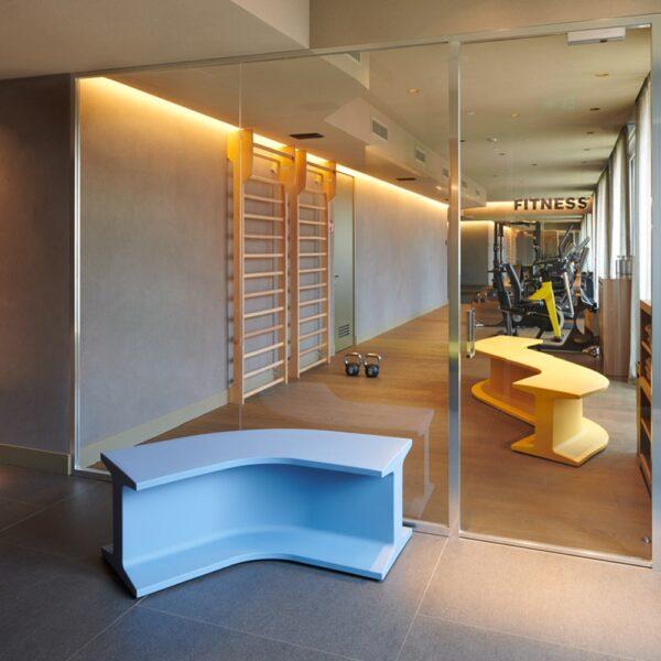 mobilier-professionnel-banc-design-plastique-Steel