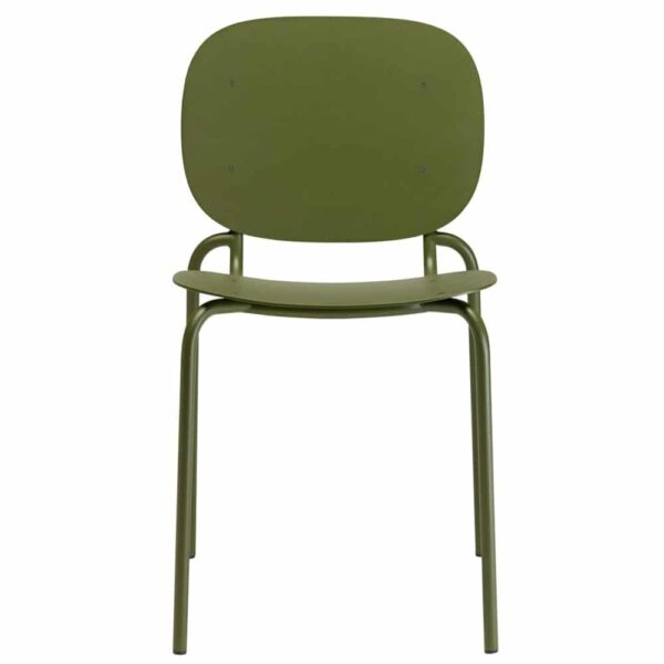 chaise-restaurant-metal-empilable-vert-olive-lou-lou