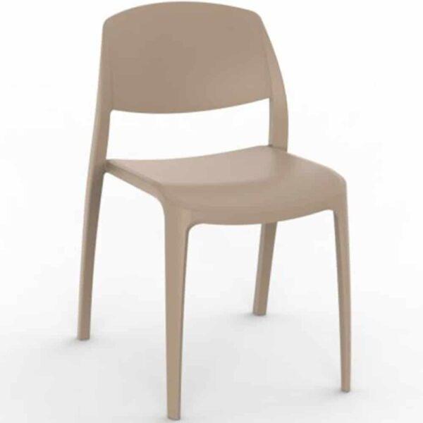 chaise-empilable-plastique-sable-smile