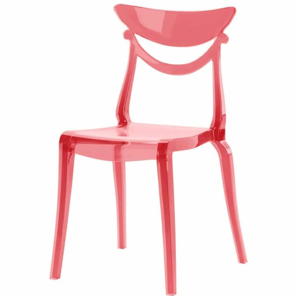 chaise-de-restaurant-transparente-rouge-design-marlene-soft