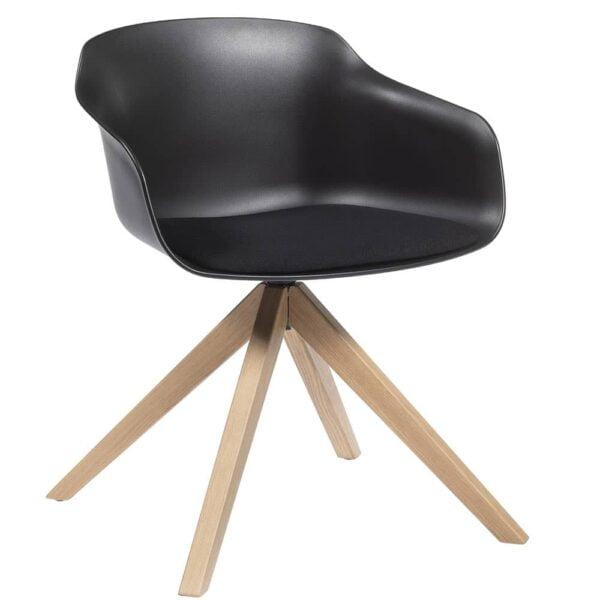 fauteuil-visiteur-design-pied-bois-coque-noire-damo-wood