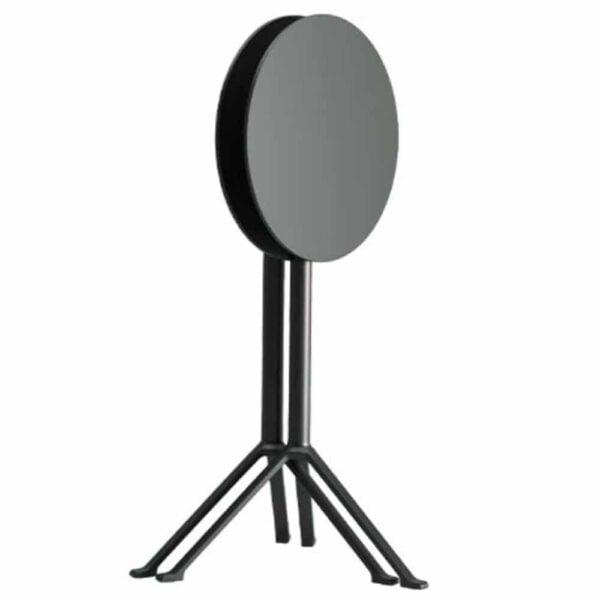 table-mange-debout-pliante-noire-ronde-rooun